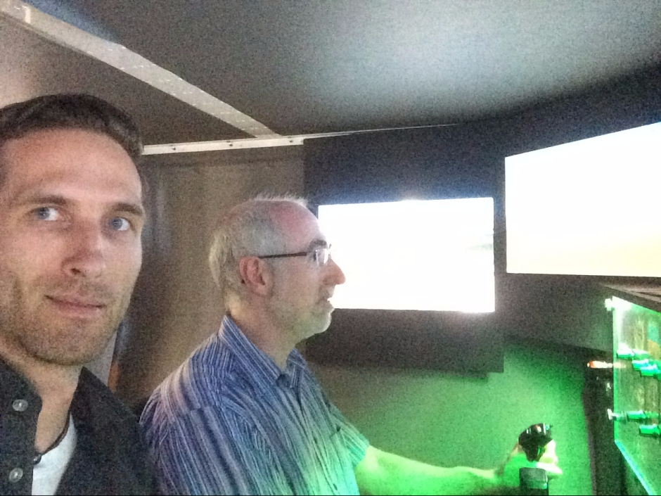 Prof. Cessna Flight-Simulator from RedBird with Giuliano