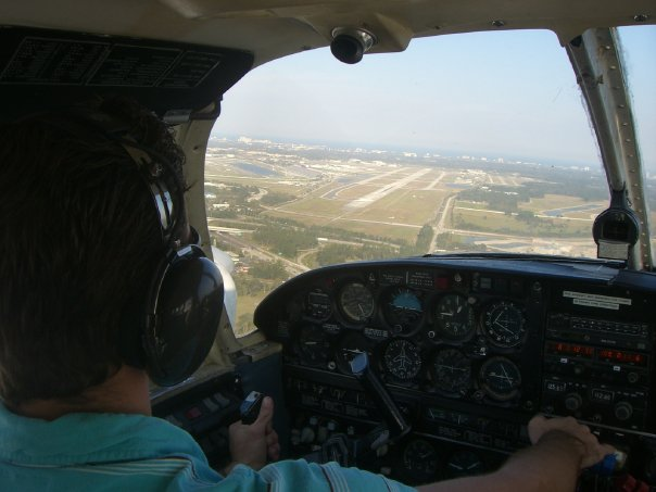 Approach Daytona Beach Int'l Airport (KDAB)